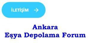 Ankara eşya depolama forum