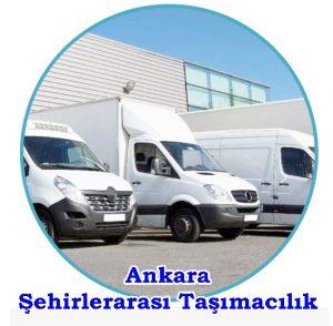 Ankara şehirler arası taşımacılık